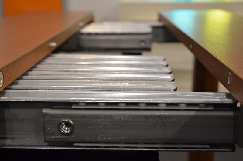 Les brevets exclusifs table console extensible maya - Meccanismo per tavolo allungabile ...